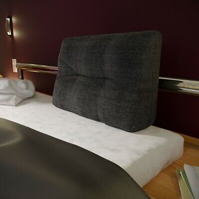 Rückenkissen für Bett Rückenlehne Keilkissen für Couch und Sofakissen
