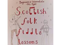 Fiddle/Violin Lessons, Scottish Folk Fiddle, £15-£30 per hour, one - to -one, bring your own violin