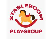 Play Leader required for Playgroup (Colinton)