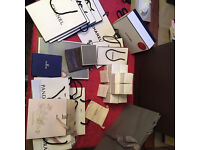 Pandora, Mulberry, Louis V, Argento, Chanel...Boxes and Bags