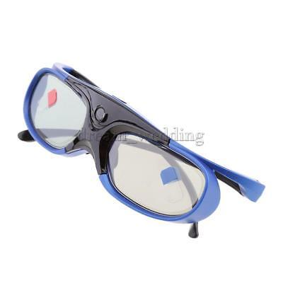 Wiederaufladbare DLP Link 3D Brille für alle 3D Projektoren (Benq, Optoma,