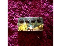 Zvex Woolly Mammoth 2010 Pedal Hand Painted
