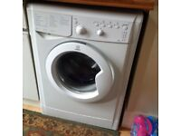 washing machine in very good condition can deliver