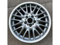 "BMW MV1 Single Spare Alloy Wheel 5x120 8x18"" Refurbished"