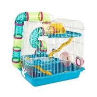 Deluxe hamster cage with accessories 30$ obo