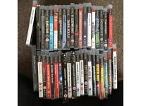 A selection of PlayStation 3 games