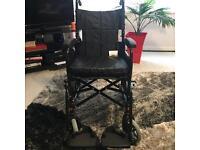 Invacare Ben NG Manual Wheelchair