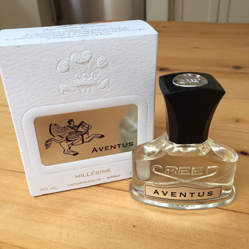 e00eff6f58a0 Creed Aventus Millésime aftershave Eau de Parfum for men 30mls - GENUINE  (sprayed once)