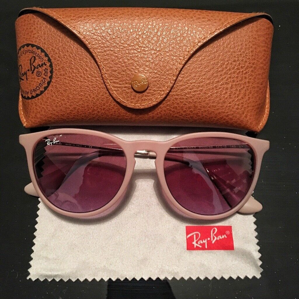 c206077297 Ray-Ban Erika RB 4171 600068 rubber sand