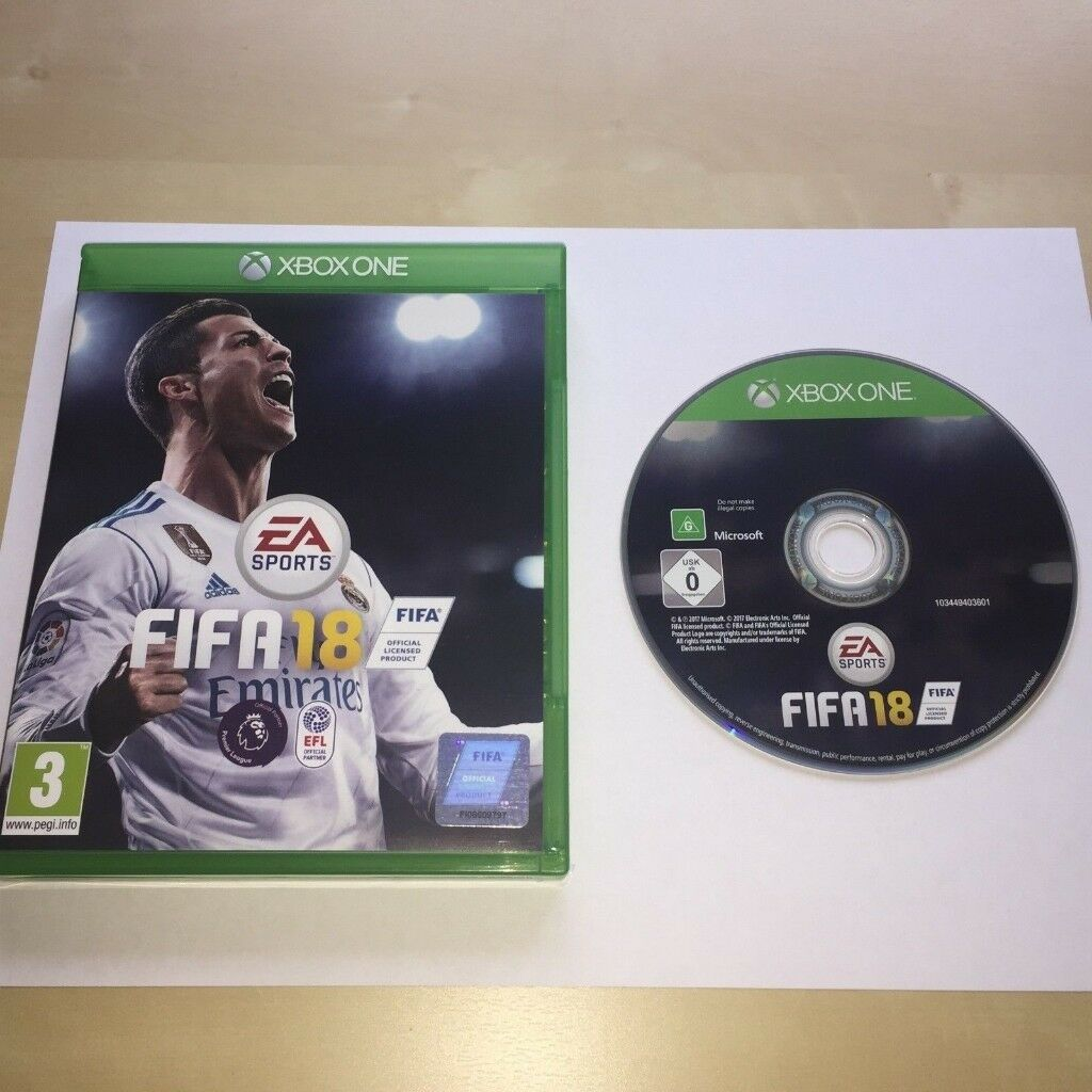 Jual Murah Fifa 19 Active Touch System Trailer 2018 Ps4 Xbox One Alain Delon Ad375 1332c Jam Tangan Pria Hitam Silver Merah 18 In Kensington London Gumtree Switch