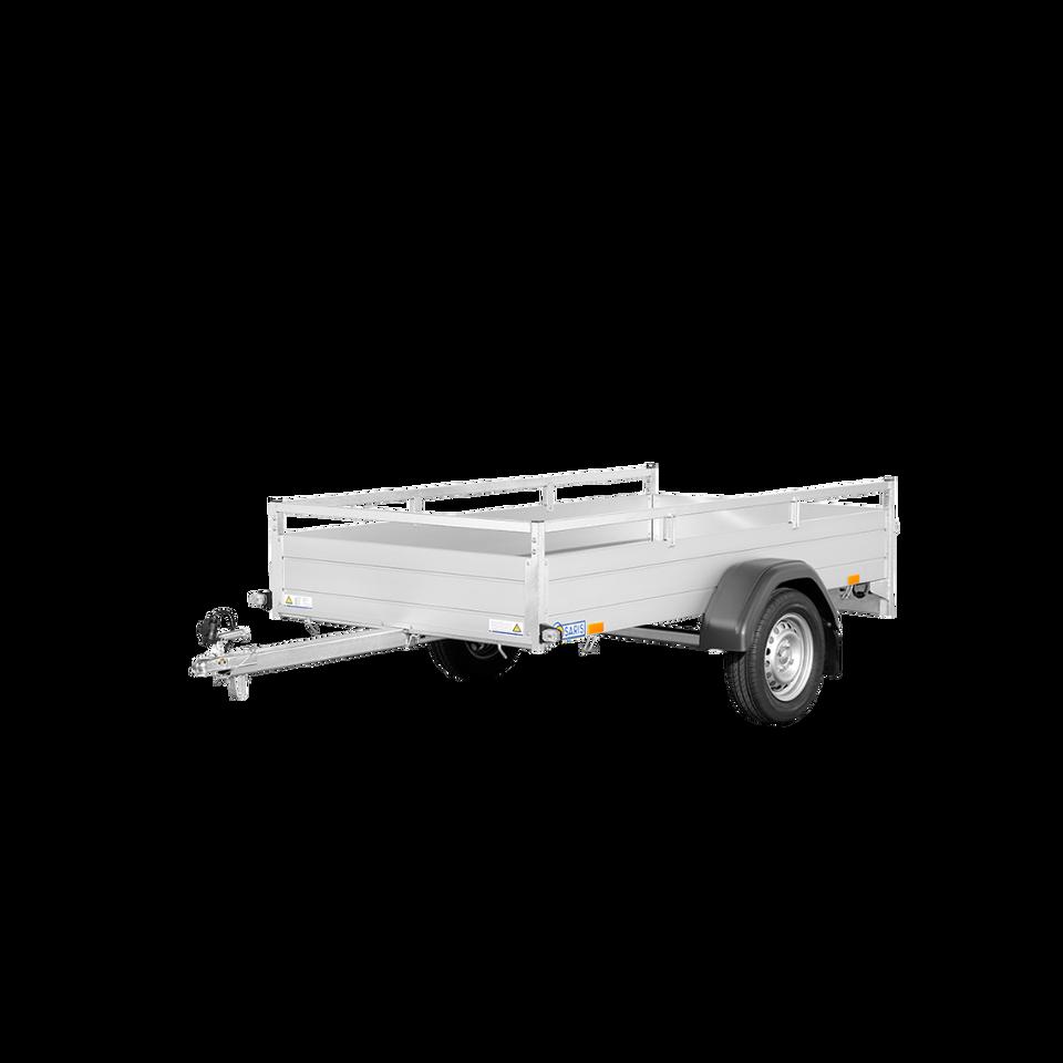 SARIS Mc Alu Pro DV 75 Tieflader 255x133x43cm 750kg in Weiden (Oberpfalz)