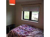 Double room to rent ASAP in Livingston, close to train station . Text 07474033793