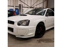 Subaru wrx blobeye