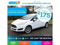 Ford Fiesta 1.0 EcoBoost Titanium 5dr (start/stop) / Drive Away Today!