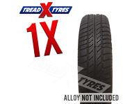 1x 185/70R14 Kingpin Pacer Tyre One 185 70 14 Tyres