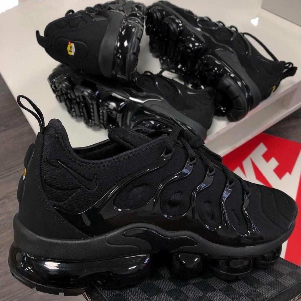 9a508a598c3bc Nike Air VaporMax Plus  BLACK