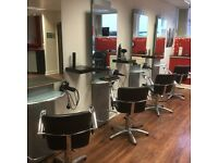 Hair salon furniture for sale