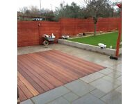 Franco Landscapes specialise in full GARDEN .... Fencing,Patios,Decking,Artificial & Natural Grass