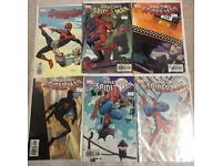 Amazing spider-man, marvel what if comics, comic book sets,