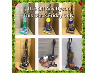 DYSON BLACK FRIDAY SALES AT CIC THE VACUUM CLEANER STORE !