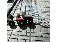 Golf-Club-Set-Of-Right-Hand-Clubs-Slazenger