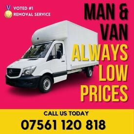 MAN AND VAN FREE Quote 07 561 120 818