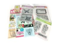 Assortment of Brand New Craft Stamps worth over £45