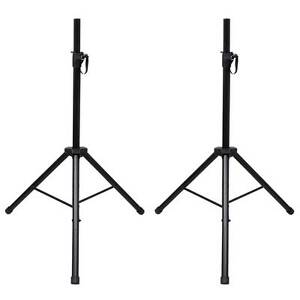 Adjustable Speaker Stand 2 pcs (SKU 70037) vidaXL Mount Kuring-gai Hornsby Area Preview