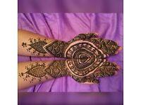 Henna Art by Trendi Mehndi – Henna-style Candles/Canvasses/Glasses