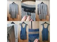 Bundle of girls/women's clothes sizes 6/8/10 Good condition sizes as shown