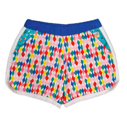 Wildflowers Clothing Sz 10 Hula Hoop Shorts La La Land Girls NWT #1695