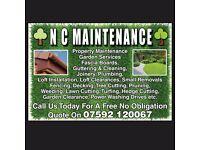 N C Maintenance