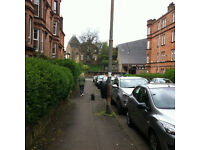 Double room in 2nd Floor flat in Dennistoun £450/month incl. bills