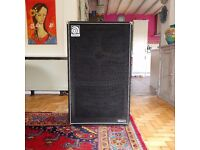 Ampeg 6x10 Bass Amp Cabinet. Great Cab in great condition