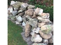 Ragstone selling £25 ono all the ragstone different size of stone buyer to collect.