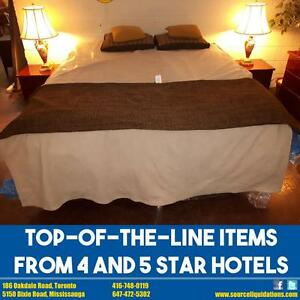 HOTEL LIQUIDATION SALE!!! 4 AND 5 STAR HOTEL FURNITURE!!