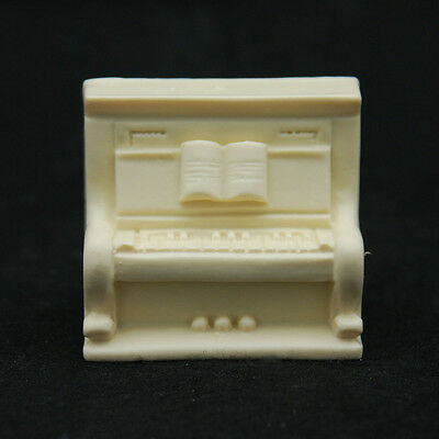 Piano, Silicone Mold Chocolate Polymer Clay Jewelry Soap Melting Wax Resin