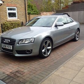 Audi A5 TFSI COUPE, BANG OLUFSEN SOUND SYSTEM 1 OWNER swap/px