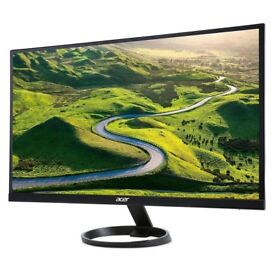 Acer R221Q Brand New Sealed Full HD Monitor