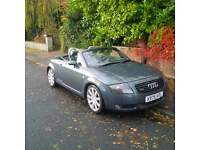 AUDI TT 225 QUATTRO SPORT (MAY SWAP)