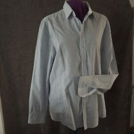 Cotton Jeff Banks Shirt