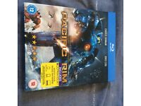 *** PACIFIC RIM AND METALLICA THROUGH THE NEVER BLU RAY *** £4 EACH