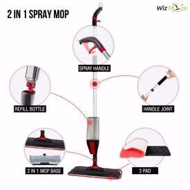2 in 1 spray mop