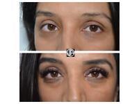 Professional Eyelash Extensions Eye treatment Classic Russian Volume Mega Eyelashes 2D 10D Mobile