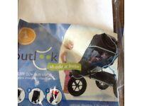 Sunshade for Prams and buggys