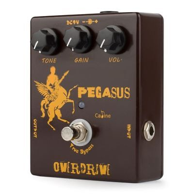 Caline CP-43 Pegasus Overdrive Guitar Effects Pedals