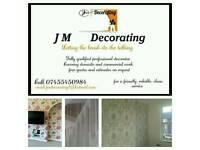 J M Decorating