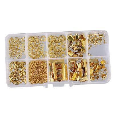 er-Kit Ohrring Armband Halskette Schmuck Gold Zu Finden, (Gold Zu Machen)