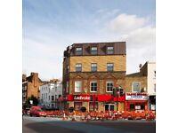 Brand new 2 bedroom flat opposite Stockwell tube station