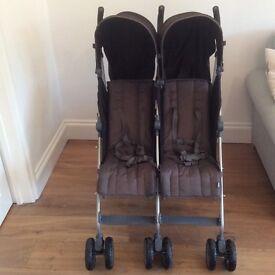 Mama's & Papa's Kato2 Twin Buggy